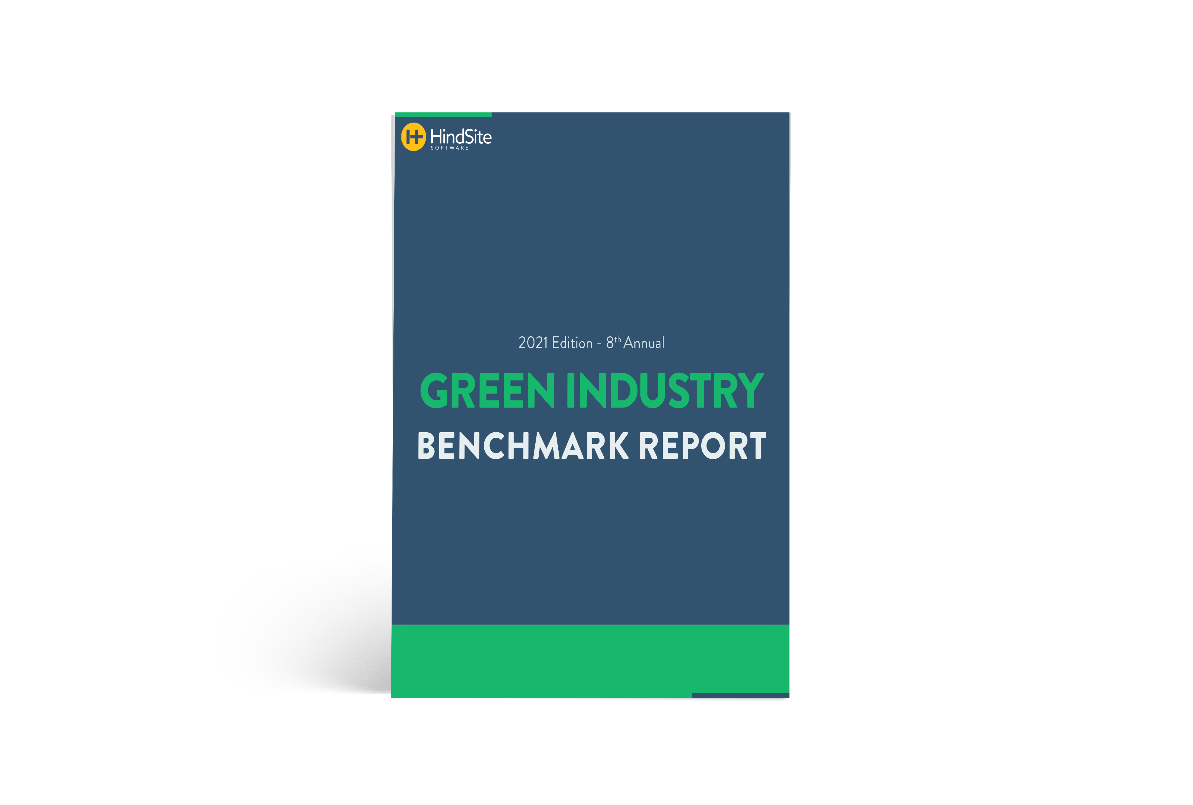 MOCKCOVER_2021 Green Industry Benchmark Report