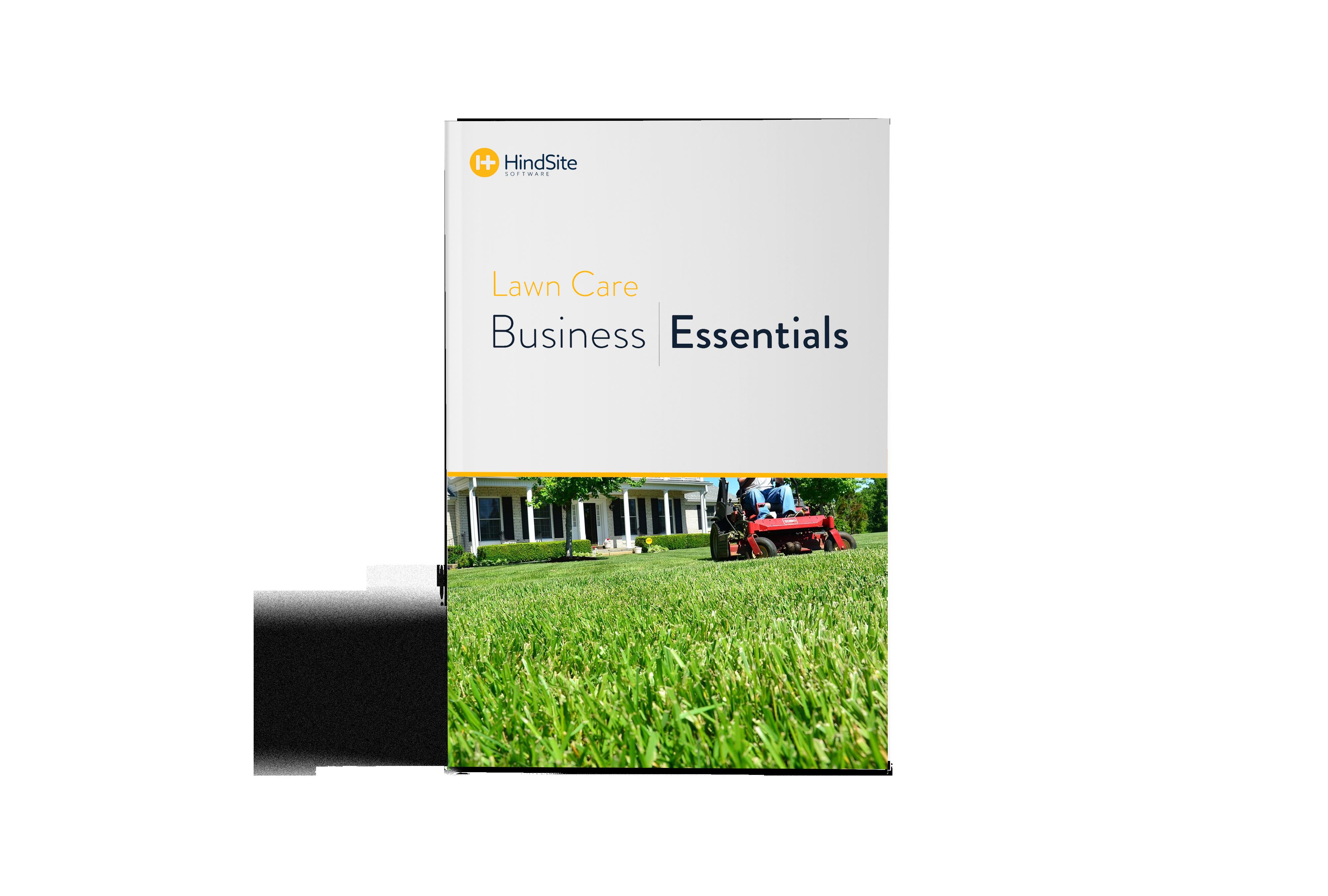Lawn Care Business Essentials PDF