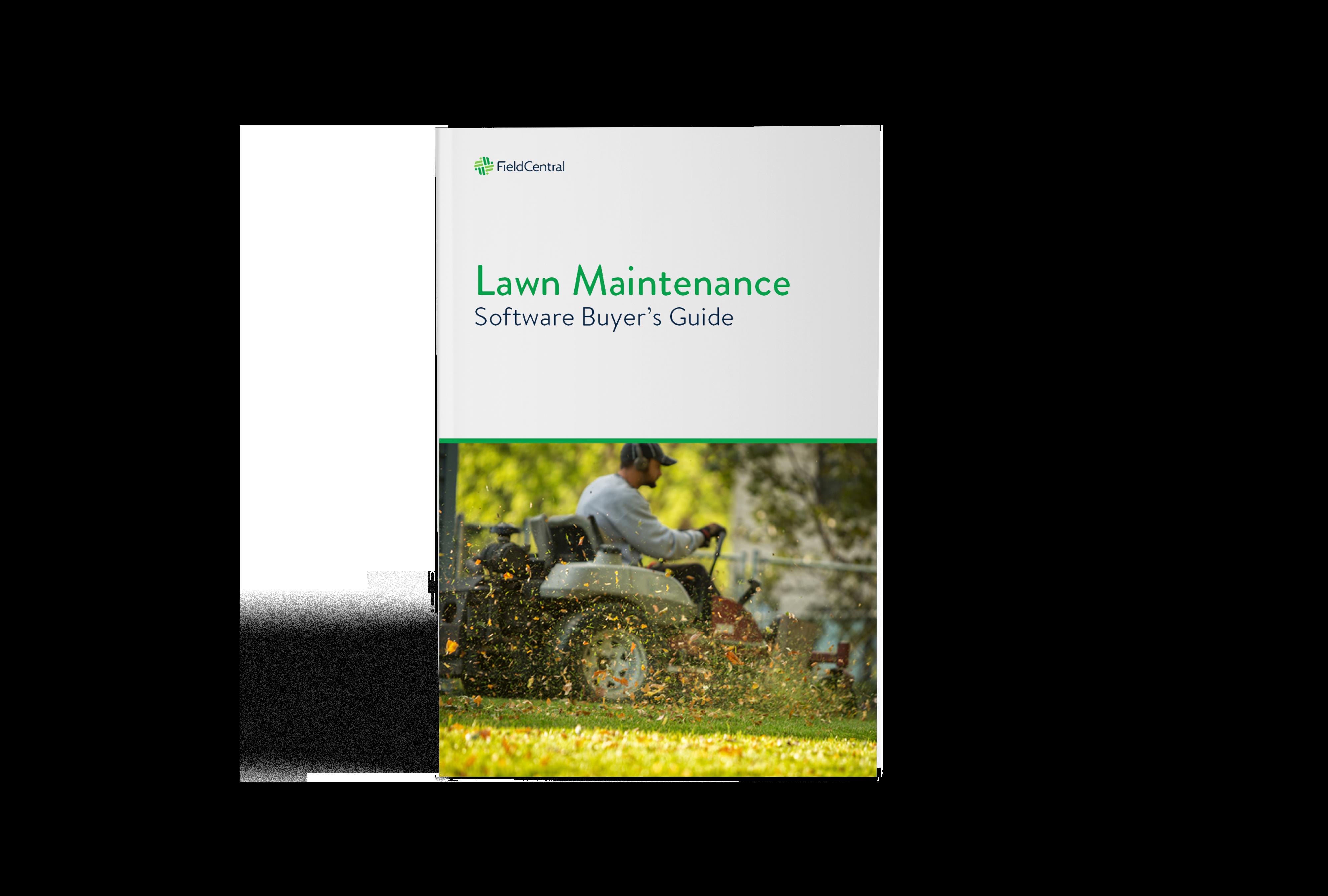 Lawn Maintenance Buyers Guide