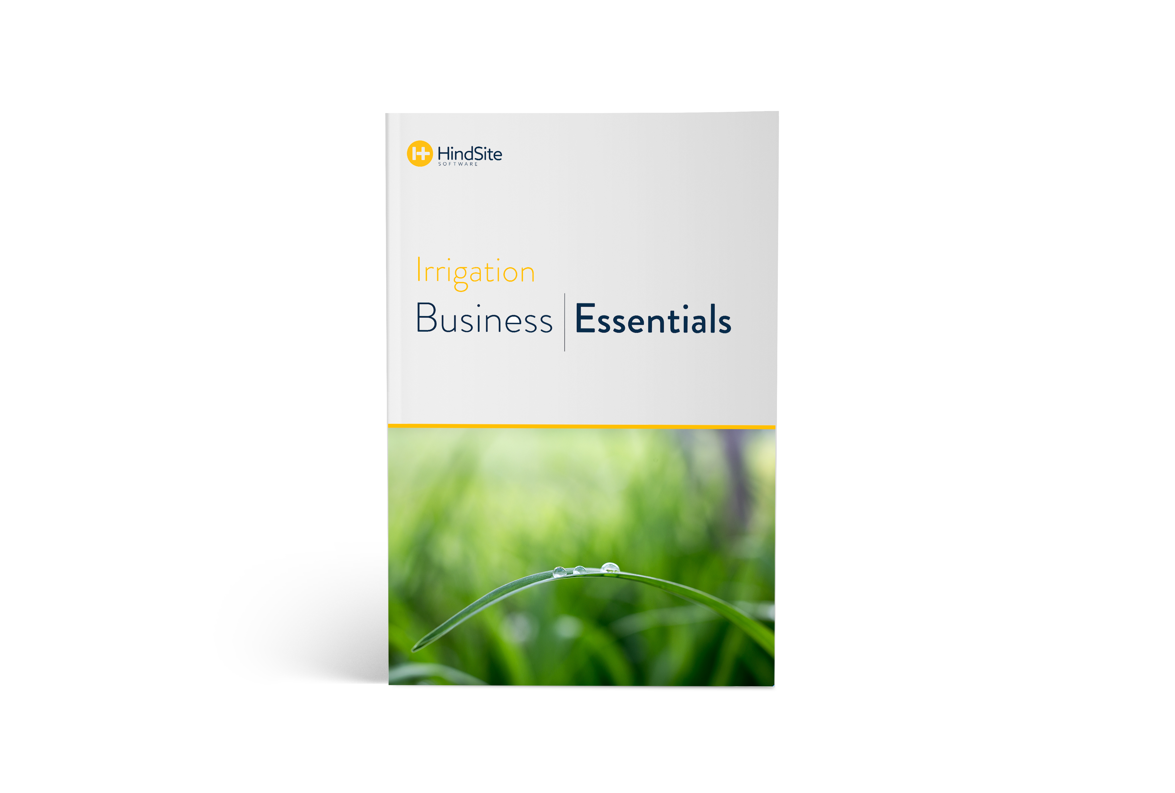 Irrigation Business Essentials mock cover