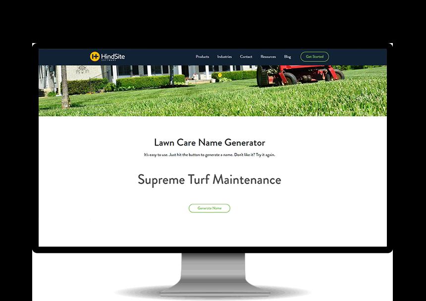 lawn service name generator - Monza berglauf-verband com